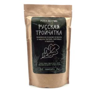 Русская тройчатка (тройчатка Иванченко)
